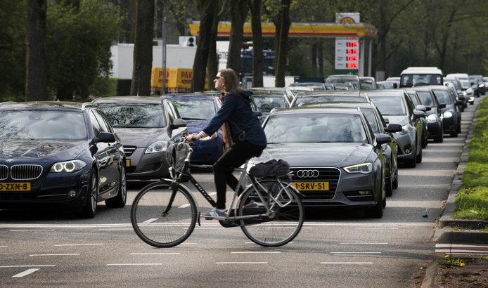 AD Kabinet wil investeren in randweg Utrecht Foto Marnix Schmidt