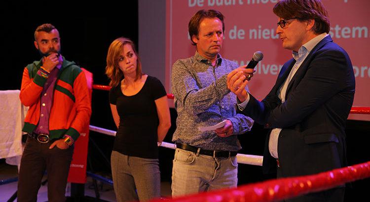 Podiumgesprek Utrechts vastgoed in de verkoop Foto: Jons Jeronimus